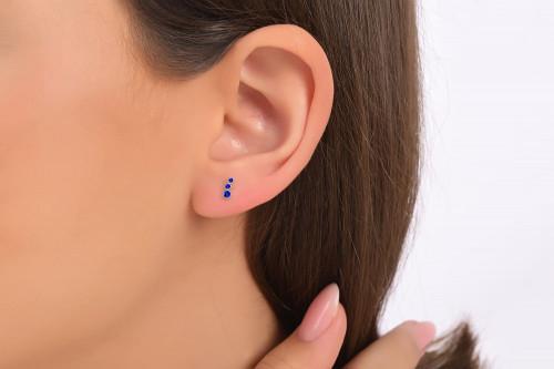 Anillo corona completa de diamantes en oro amarillo 18 quilates.  - 1